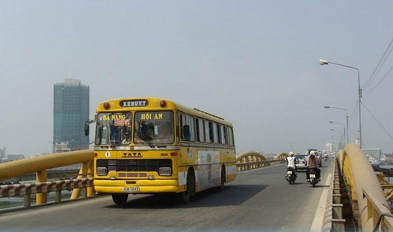Bus No.1 Da Nang - Hoi An