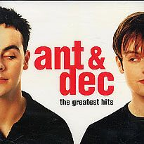 ant and dec   Ant & Dec The Greatest Hits UK CD album (CDLP) (246591)