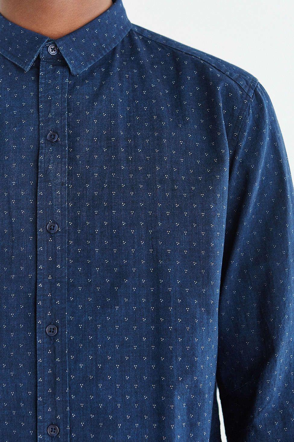Globe Hyde Printed Button-Down Shirt