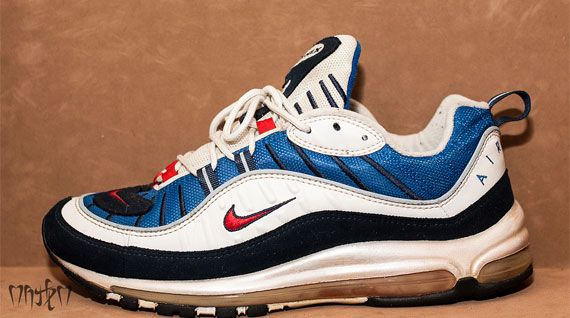 Nike Air Max '98 (1998) Baskets Pinterest Air max, Drop and