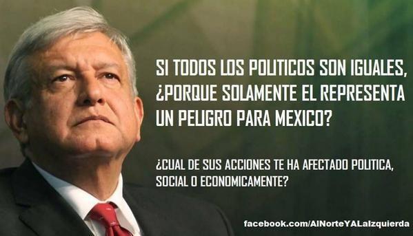 RT @Danny_CruzMtz: Tendencia mundial el HT #LeTienenMiedoaAMLO porque es el único lider opositor dl sistema corrupto del PRIAN en Mexico ht…- http://www.pixable.com/share/5WFPo/?tracksrc=SHPNAND3&utm_medium=viral&utm_source=pinterest