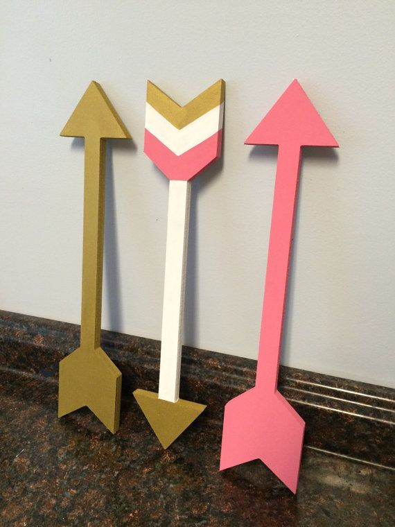 Arrow nursery arrow wall decor tribal kids decor arrow ...