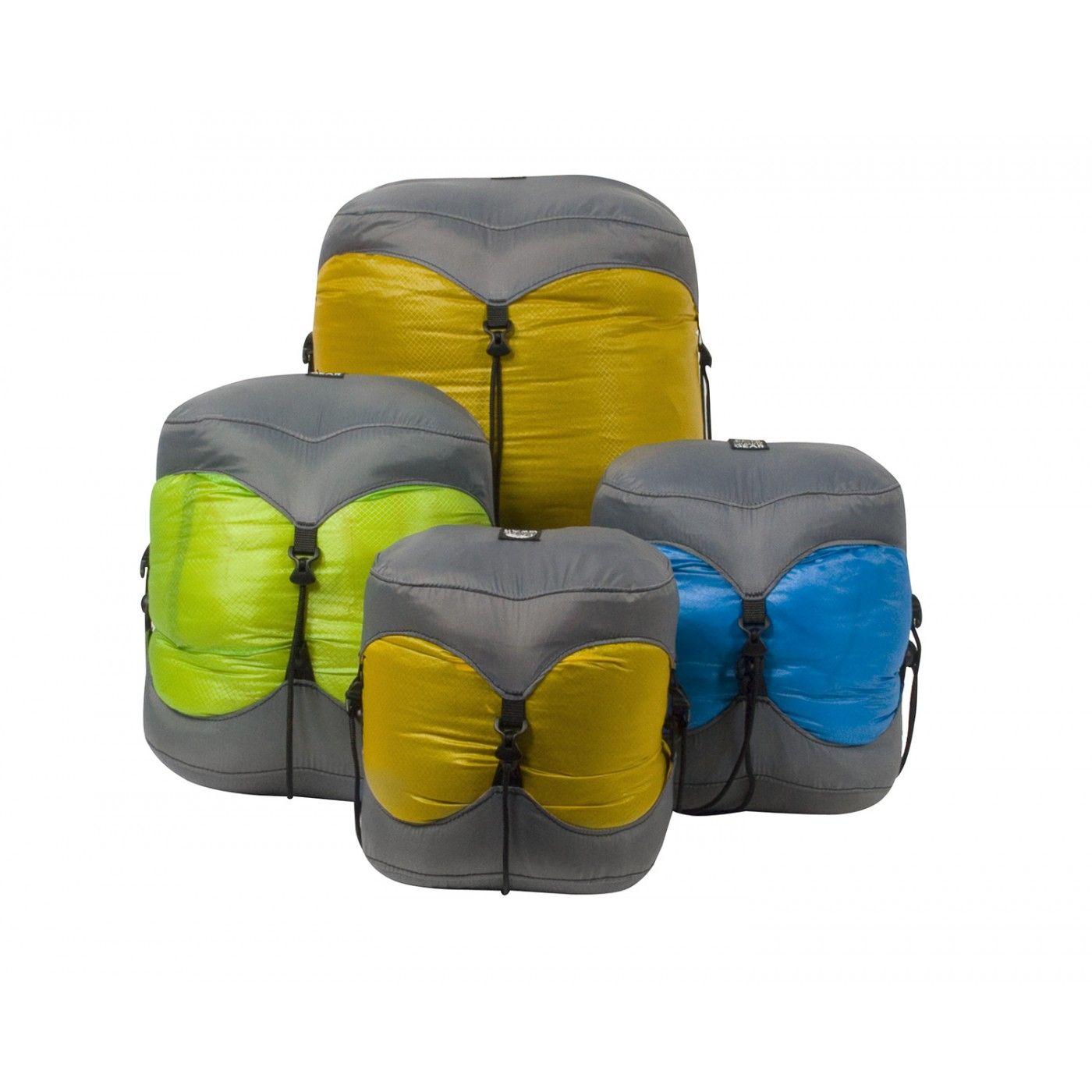 eVent Sil Compression Drysack Granite, Air compressor