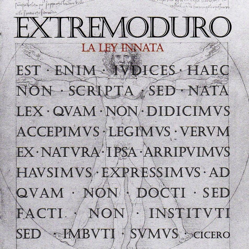 La Ley Innata Extremoduro Portadas Caratula Portadas De Discos