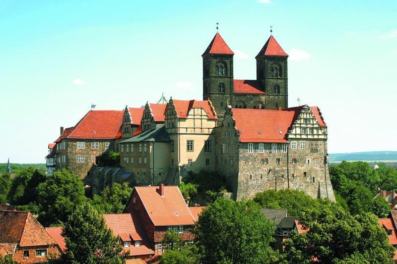 Transromanica Quedlinburg, Reisebilder, Sachsen anhalt