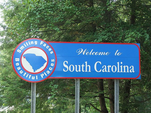 Welcome To South Carolina South Carolina Charleston South