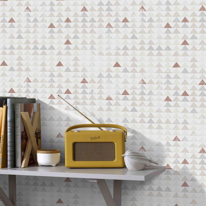 Intissé FOREST coloris blanc - by Sophie Ferjani