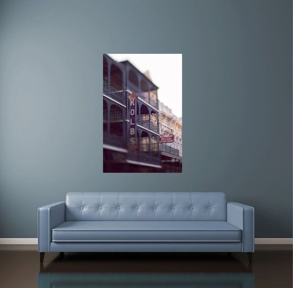 new orleans prints canvas wrap large wall art nola french