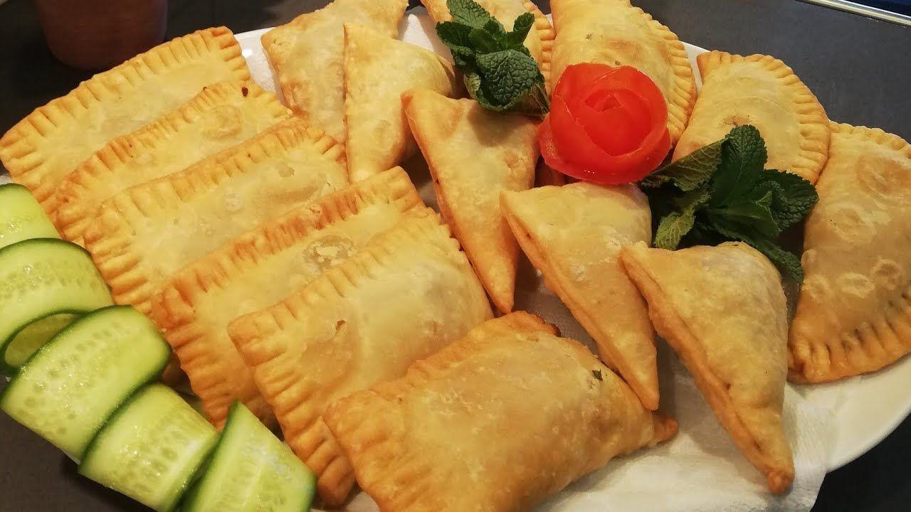 برك باللحمة وجبة خفيفة لأفطار رمضان الكريم لذيذة وهشة Food Cheese Dairy