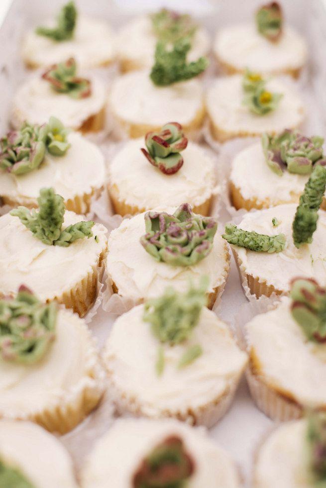 Succulent Garden Wedding {Claire Thomson Photography}