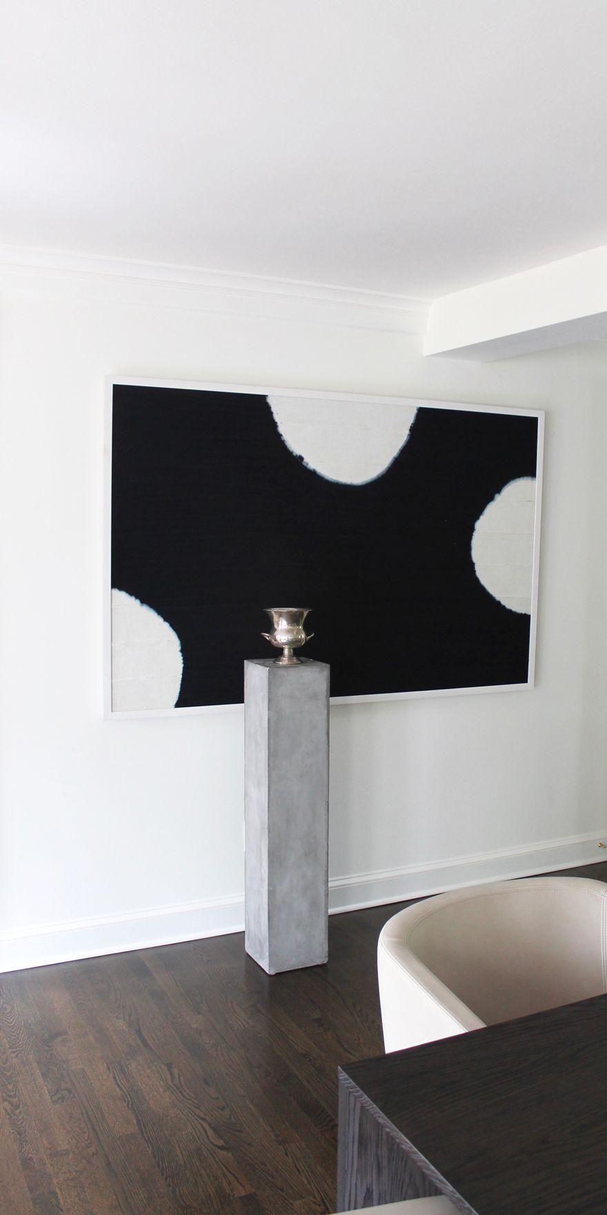 Art Indigo Dining Room Modern Column Display