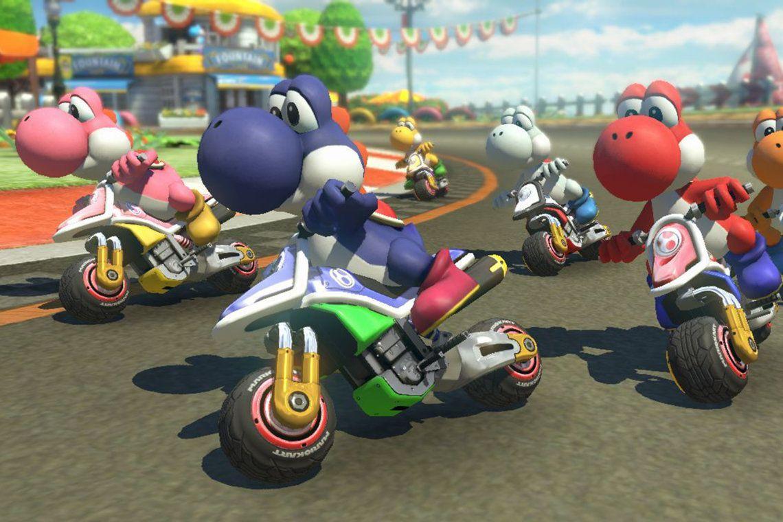 Mario Kart Tour Start des SmartphoneSpiels verzögert