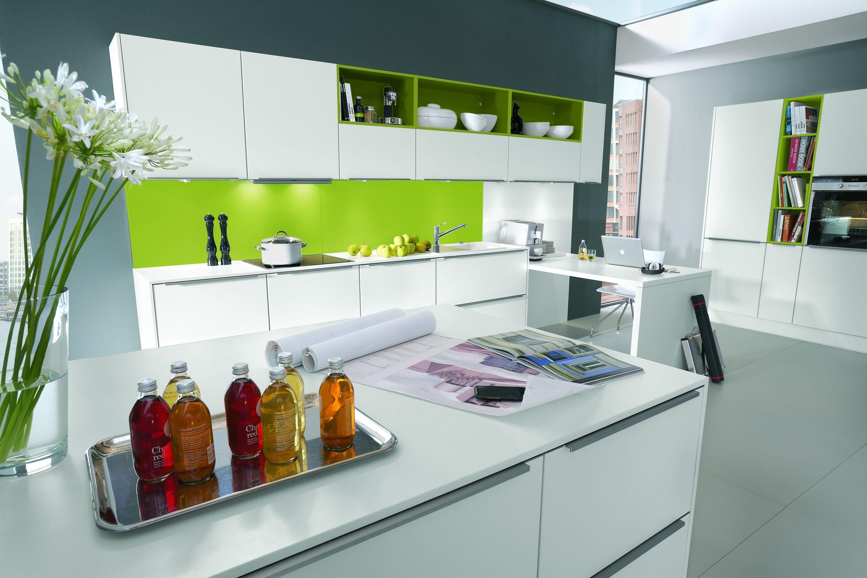 Schicke Moderne Küche Schränke Verschiedene Stile Und Bilder Werden ...