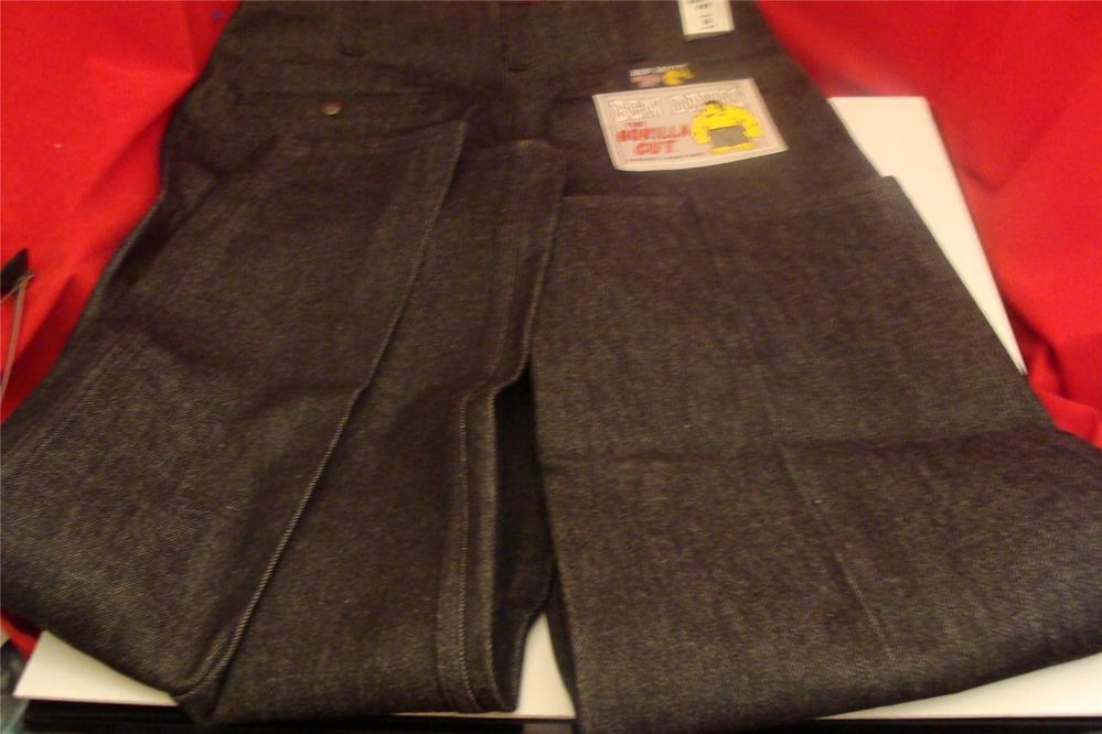 88356f1c6d3 BEN S BEN DAVIS GORILLA CUT EXTRA FULL PANTS   JEANS Black MEN S Work 36 X  32  BenDavis  BaggyLoose