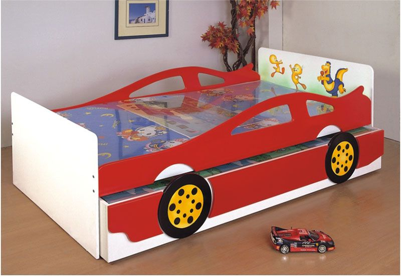 10 Race Car Bunk Bed Ideas