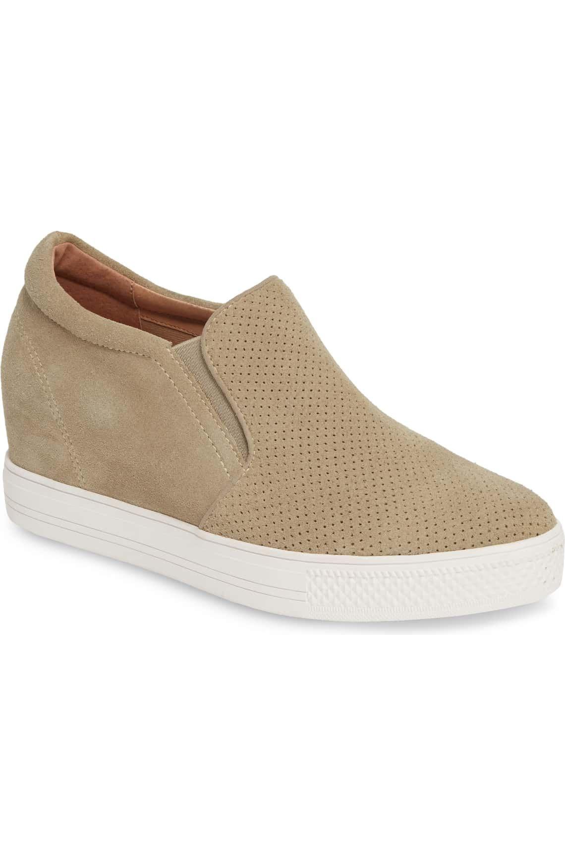 Caslon Allie Wedge Sneaker (Women
