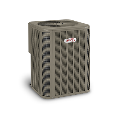 The Lennox Merit® Series 14ACX Air Conditioner provides