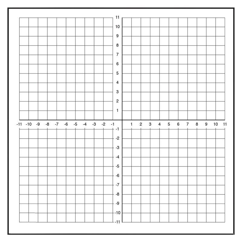 503009, Repositionable, Low-Tac Peel \ Stick Graph - 1 - grid paper template