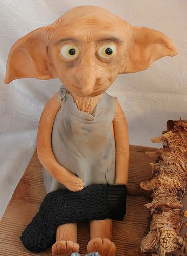 Harry Potter birthday cake! by paulscreativecakes.co.uk