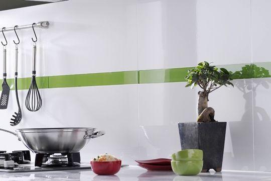 Carrelage cuisine sol et mur  20 modèles Kitchens and Future
