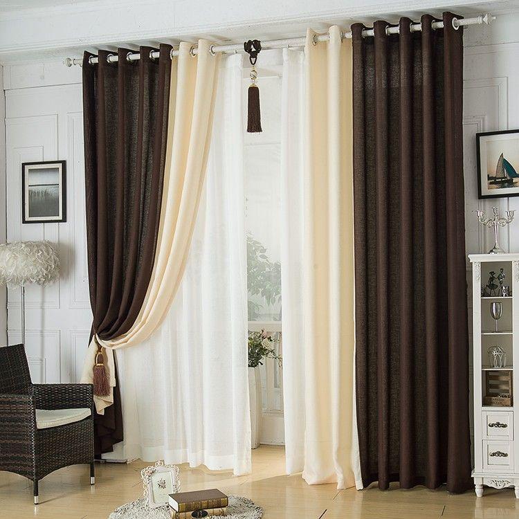 T2rh3qxfhaxxxxxxxx 867148231 window treatments - Cortinas de casas modernas ...