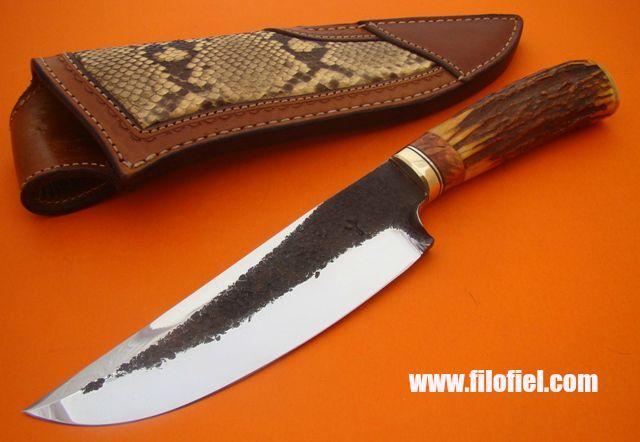 Garcimonte Keeslar O1 Cuchillos Cuchillos Artesanales Y Artesanal