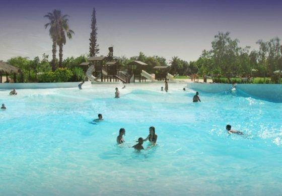 Piscine Marrakech Oasiria City Guide Viaprestige Marrakech