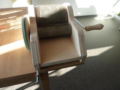 kardiermaschine kardieren in th ringen m nchenbernsdorf. Black Bedroom Furniture Sets. Home Design Ideas