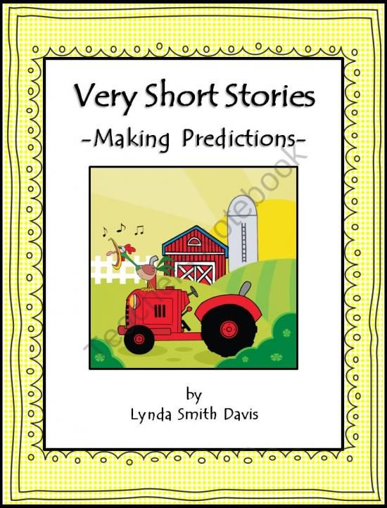 Very short stories making predictions product from funny first very short stories making predictions product from funny first grade on teachersnotebook fandeluxe Images