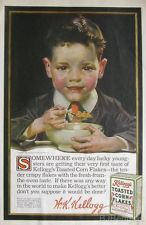 vintage kellogg's posters - Recherche Google