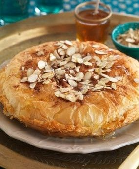 The Ultimate Chicken Pie ~ Bastilla