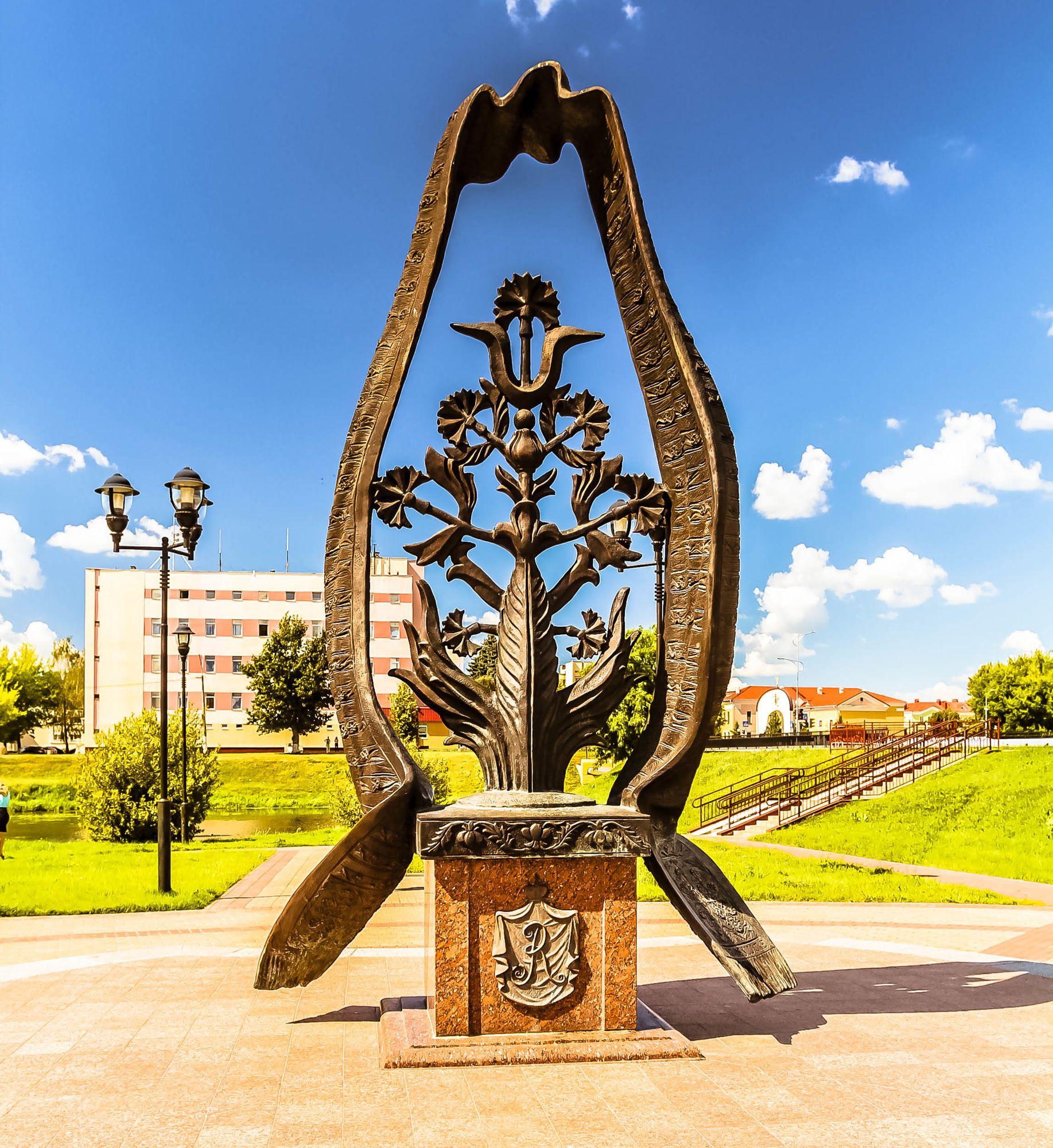 Памятники в беларуси картинки