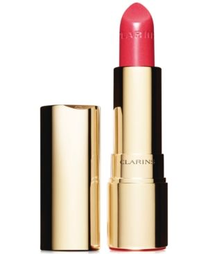 Clarins Joli Rouge Brillant Lipstick - Poppy Pink
