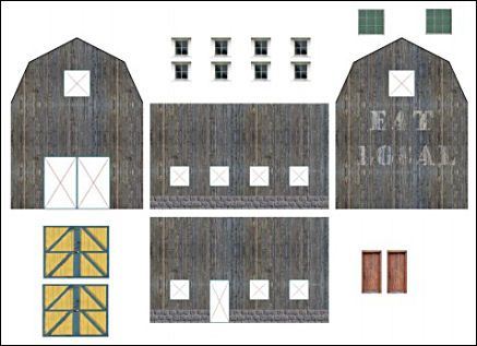 image about Ho Scale Buildings Free Printable Plans called intrigued, the manual was manufactured taking the cost-free Wink