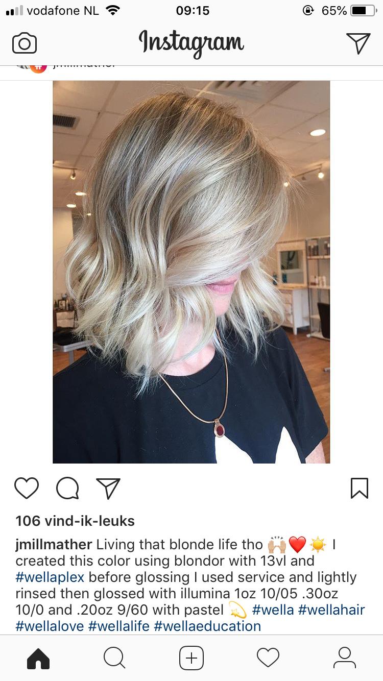 Pin Von Ela Auf Color Formulas Haarfarben Haare Balayage