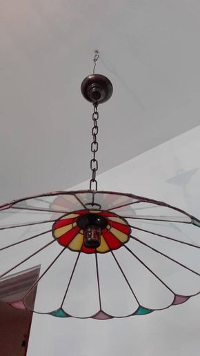 modern hanging lamp tiffany lamp stained glass lamp contemporary