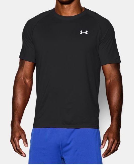 NEW Under Armour Men/'s UA HeatGear Tech Short Sleeve Training T-Shirt Large