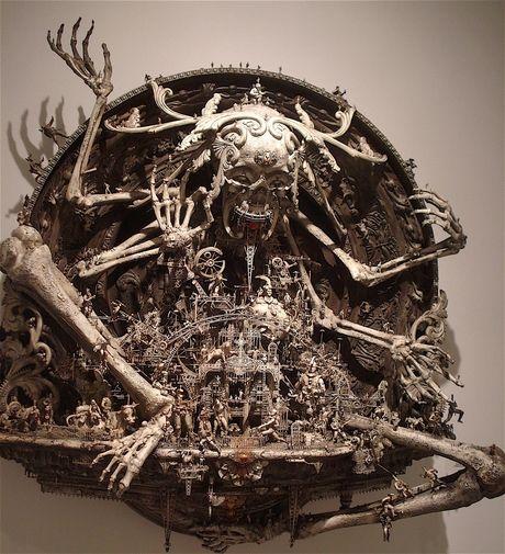 Дьявол в деталях- Kris Kuksi