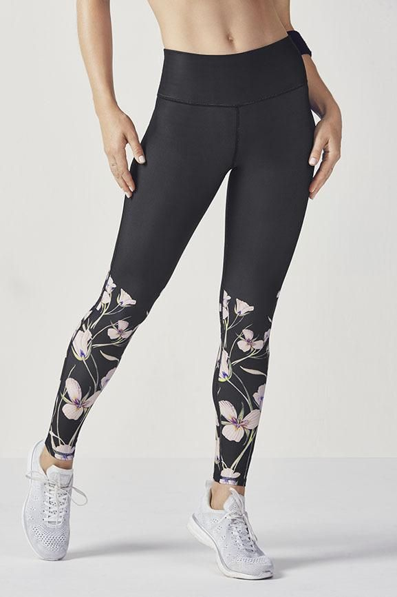 ef6dd6b218ae7 We're only going up from here. Welcome our first-ever high-waisted legging  to the game. | Fabletics High-Waisted leggings