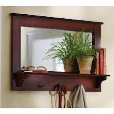 Hallway Mirror Hooks Google Search Entryway Mirror With Hooks