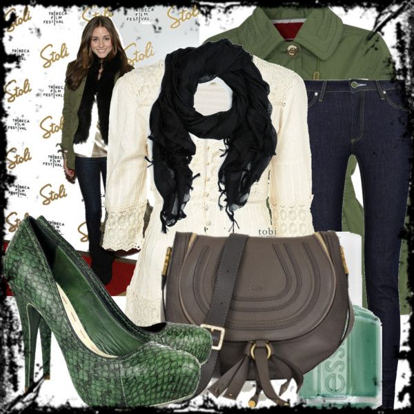 How to wear like Olivia Palermo, created by lilly90fashion.polyvore.com