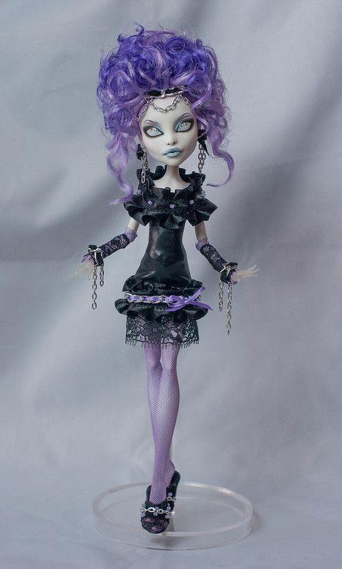 OOAK Monster High #ooakmonsterhigh