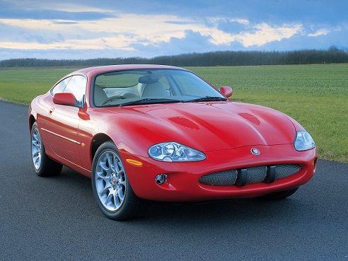 Jaguar XKR Coupe (1998 U2013 2002).