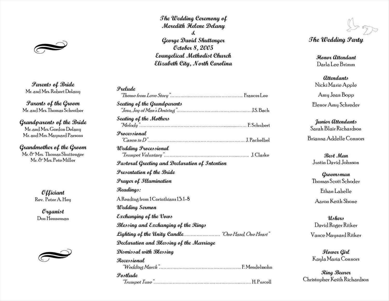 simple wedding ceremony programs weddings pinterest wedding