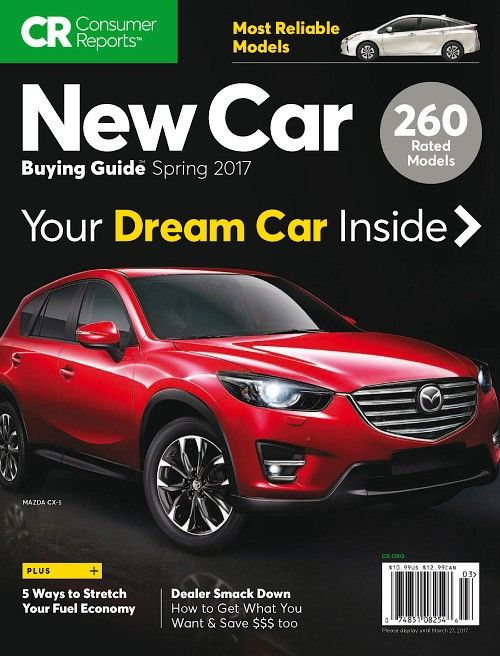 Consumer Reports New Car Buying Guide Spring 2017 Pdf