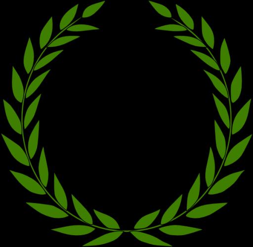 The Olive Branch Wreath Clip Art Olive Wreath Laurel Wreath