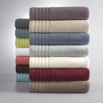Simply Vera Vera Wang Pure Luxury Bath Towels Bath Towels Luxury