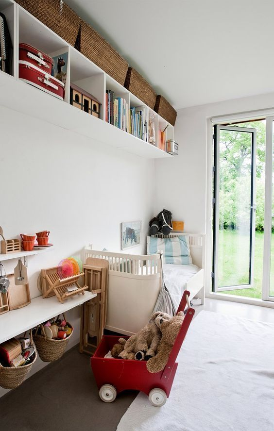 Small Kids Room Ideas: Space Saving Furniture Ideas For Small Kids Room