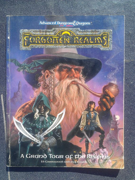 Dungeons And Dragons Forgotten Realms Campaign Dungeons Dragons