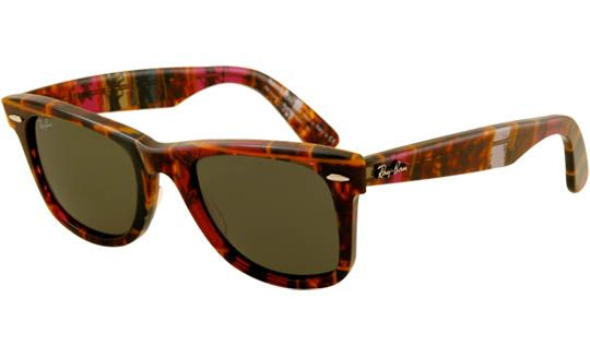 Ray-Ban - 2012 Summer Wayfarer 'Blocks'